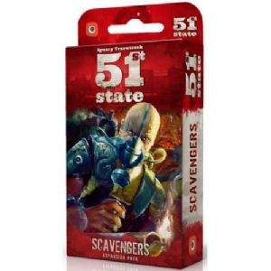 51st State : Scavengers